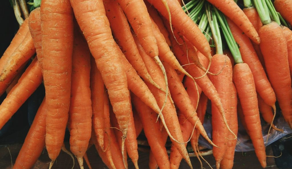 Why Do Garden Carrots Get Soft